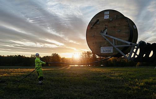 sun cable installation sustanability