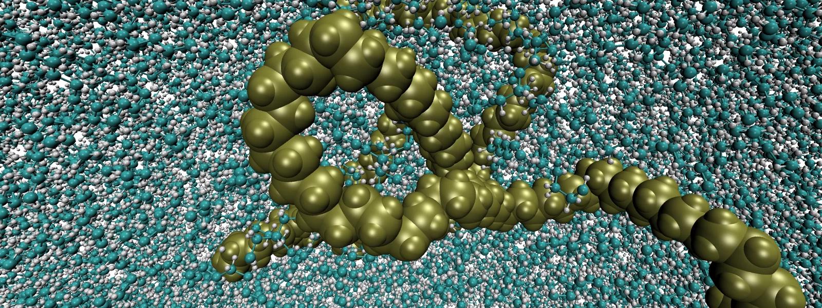 Mikael Unge material simulation