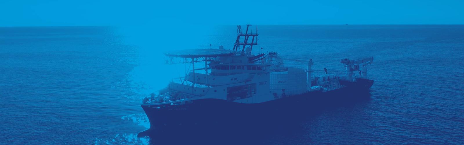 NKT Victoria, vessel