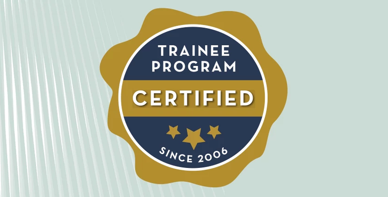 Certifikat Trainee Program