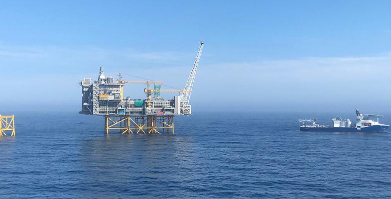 HVDC Turnkey Project for Johan Sverdrup oil field