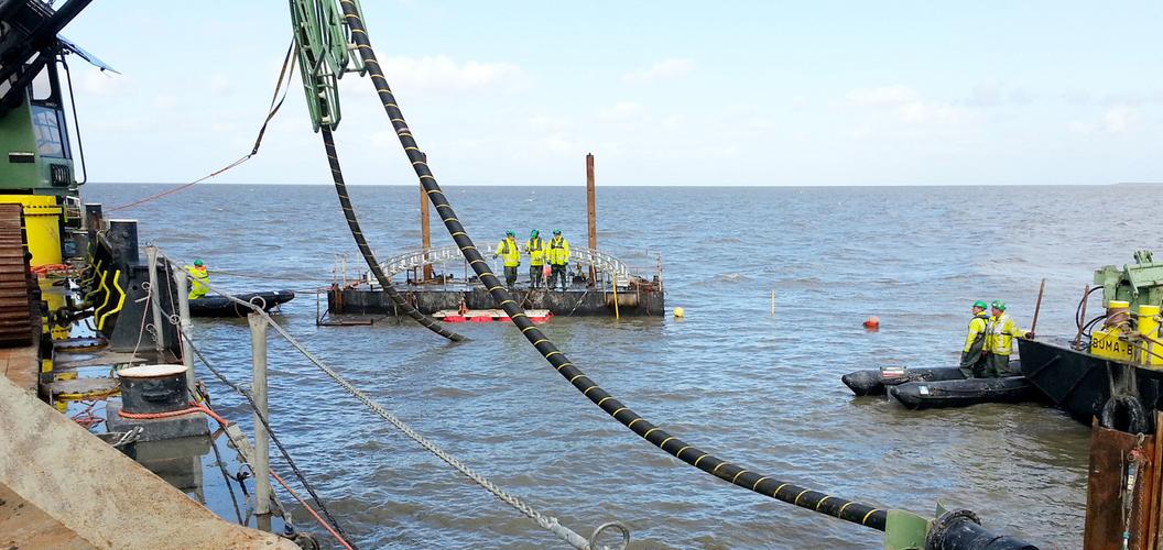 HV Riffgat Offshore Project