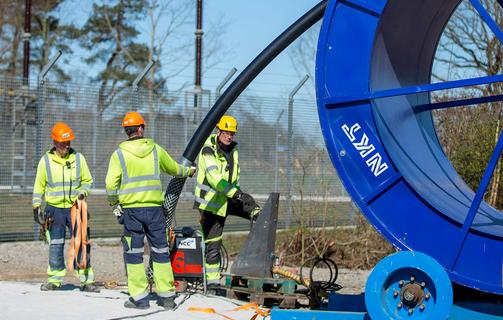 Öresund Connection 2020 HVAC XLPE Offshore