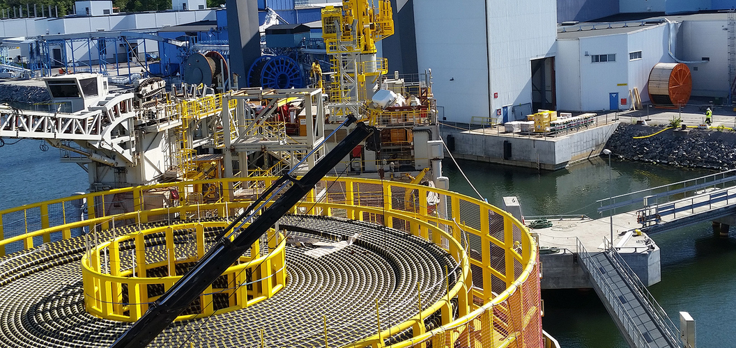 HV Offshore Burbo bank project cable shipment